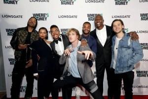"""Where's the Money"" Premiere Pics: Andrew Bachelor, Terry Crews, Method Man, Kat Graham & More"
