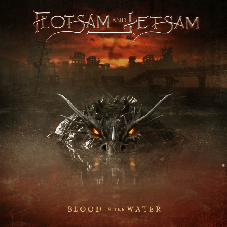Flotsam And Jetsam-Blood In The Water Blood-in-the-water-studio-album