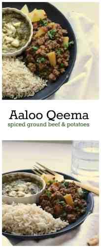 Aaloo Qeema