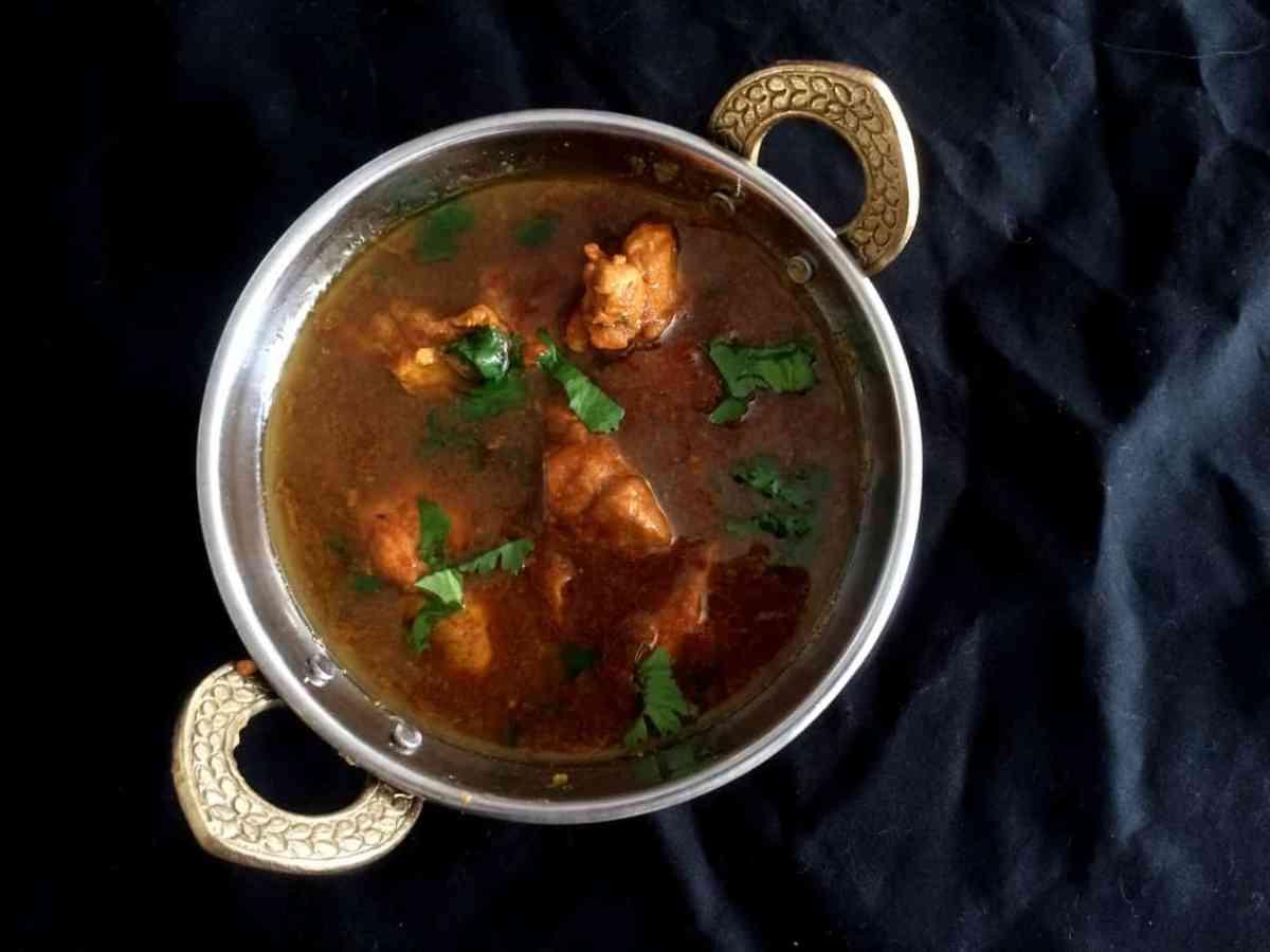 Murghi ka Salan/ Chicken Curry Version 2 - Kalya