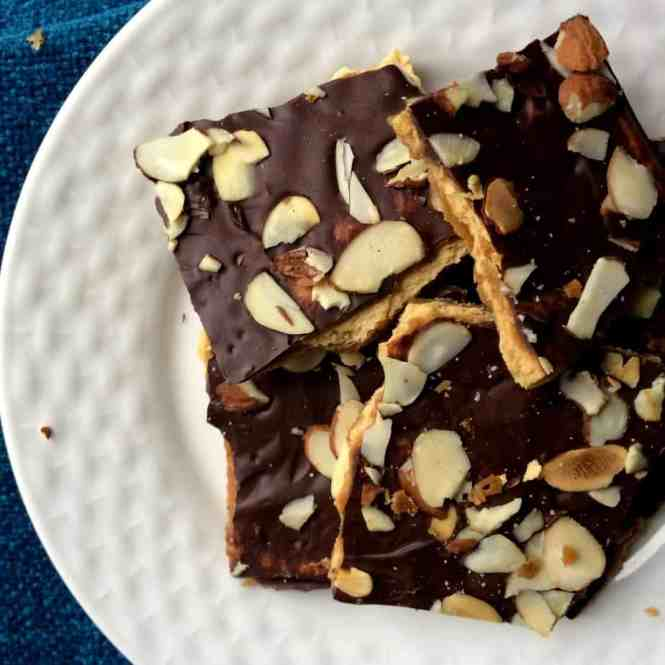 Chocolate Caramel Crack