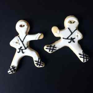 Ninja Sugar Cookies