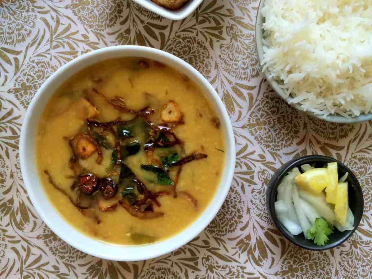 Moong ki Daal (Yellow Lentils)