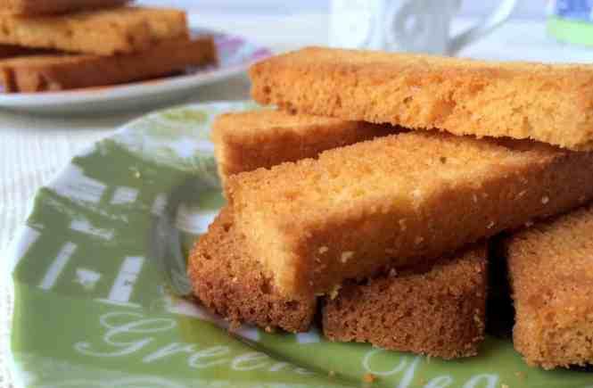 Cake Rusks