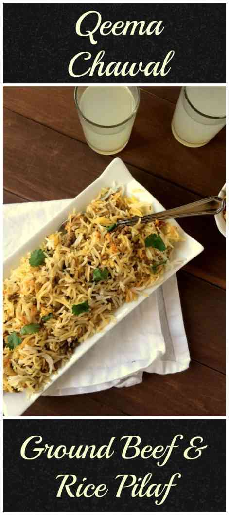 Qeema_Chawal_Ground_Beef_Rice