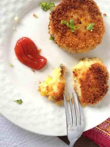 corn-chillies-potato-cutlets-5
