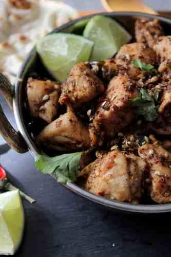 karhai chicken