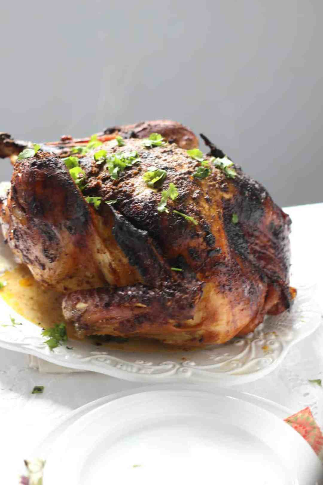 Desi Roast Turkey