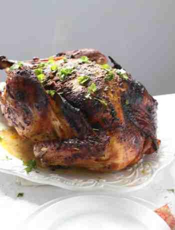 Desi Roast Turkey