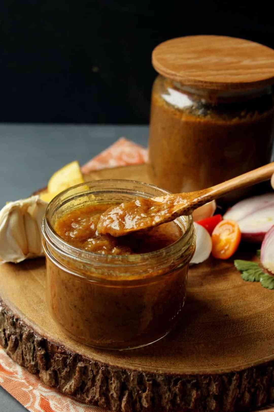 Instant Pot Curry Paste
