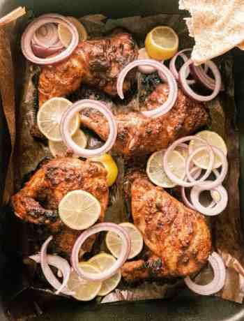 Pakistani Behari Chicken
