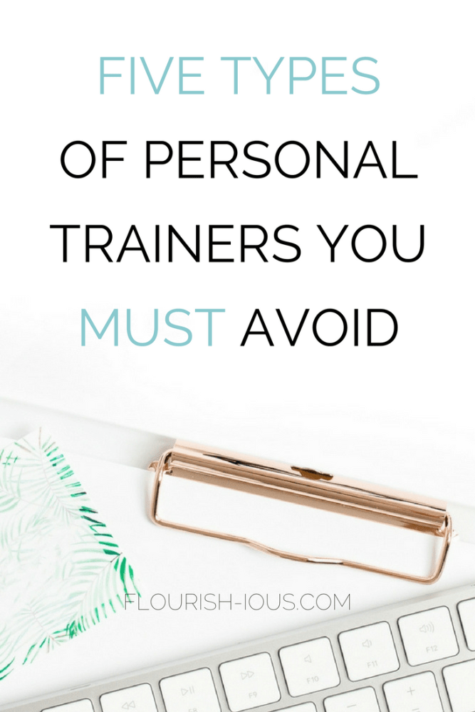 Need a personal trainer? Being a good personal trainer is more than having the right personal trainer certification, branding or online presence. Does this person give you smart workout tips and make you feel supported? Checkout these five types of personal trainers you must avoid.