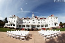 Stanley Hotel Wedding In Estes Park