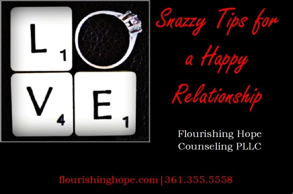 Snazzy Tips for a Happy Relationship