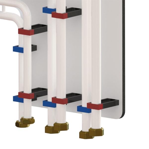 Peinture tuyauterie plomberie sanitaire & chauffage