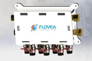 Kit Plomberie Sanitaire Préfabriquée - BOX SANIFLO - Flovea