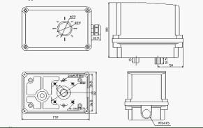 CTF-002 UPVC ball valve