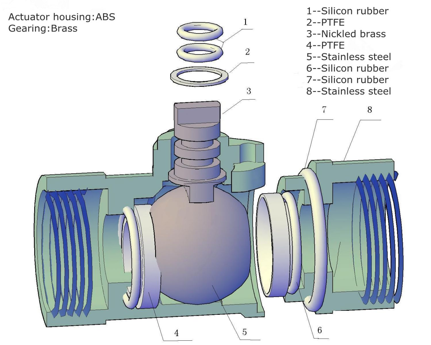danfoss 3 way valve wiring diagram switched outlet ball