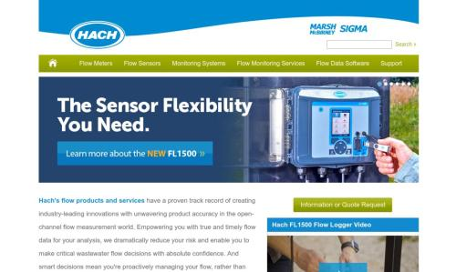 small resolution of since 1971 marsh mcbirney hasreceived international acclaim for its innovation in flow meter technology we have worldwide installation of flowmeters