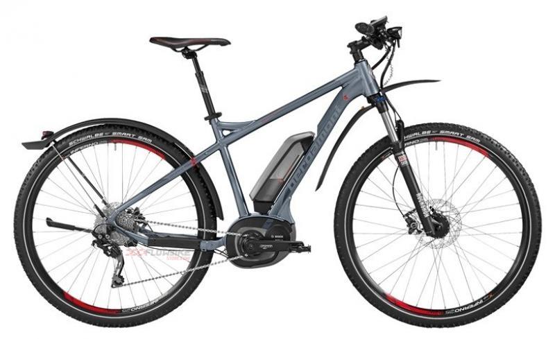 Bike Bergamont E-line Revox C 7.0 Eq 400 (2016)