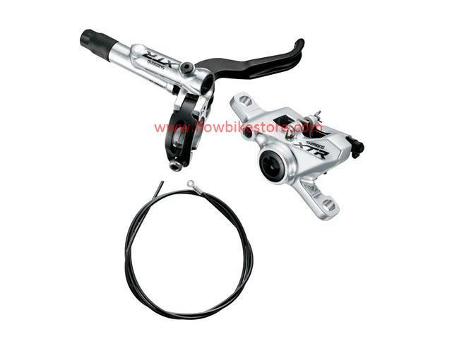 Front/Rear disc brake Shimano XTR M985 XC