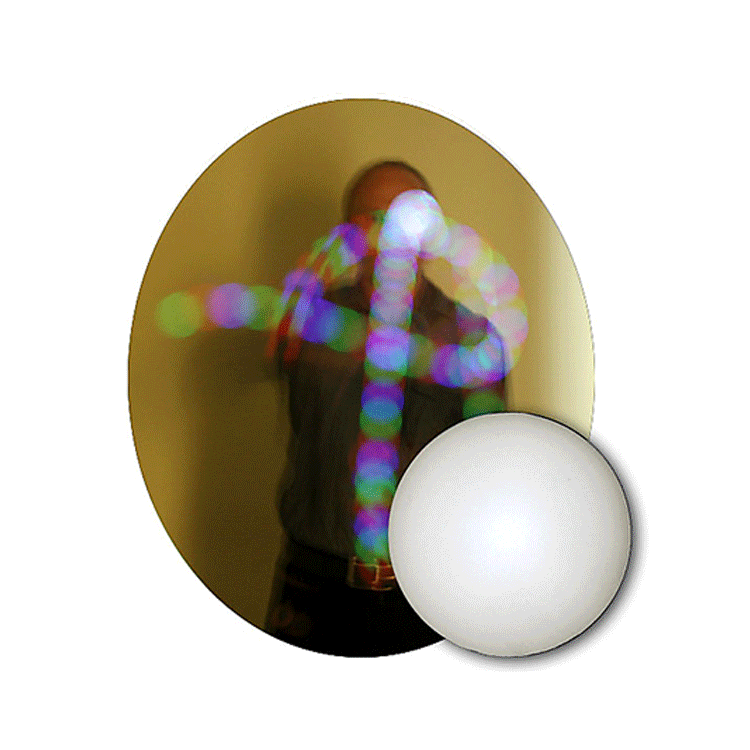 LED Juggling Ball – Single Function