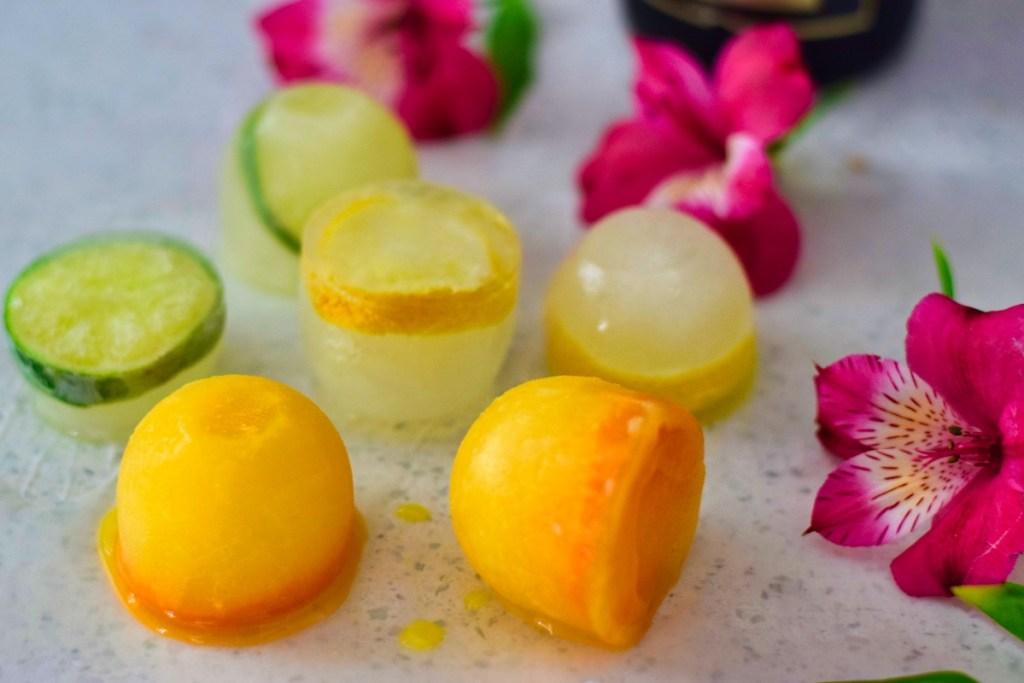 Fancy-fruit-cubes-lime-and-orange-juice