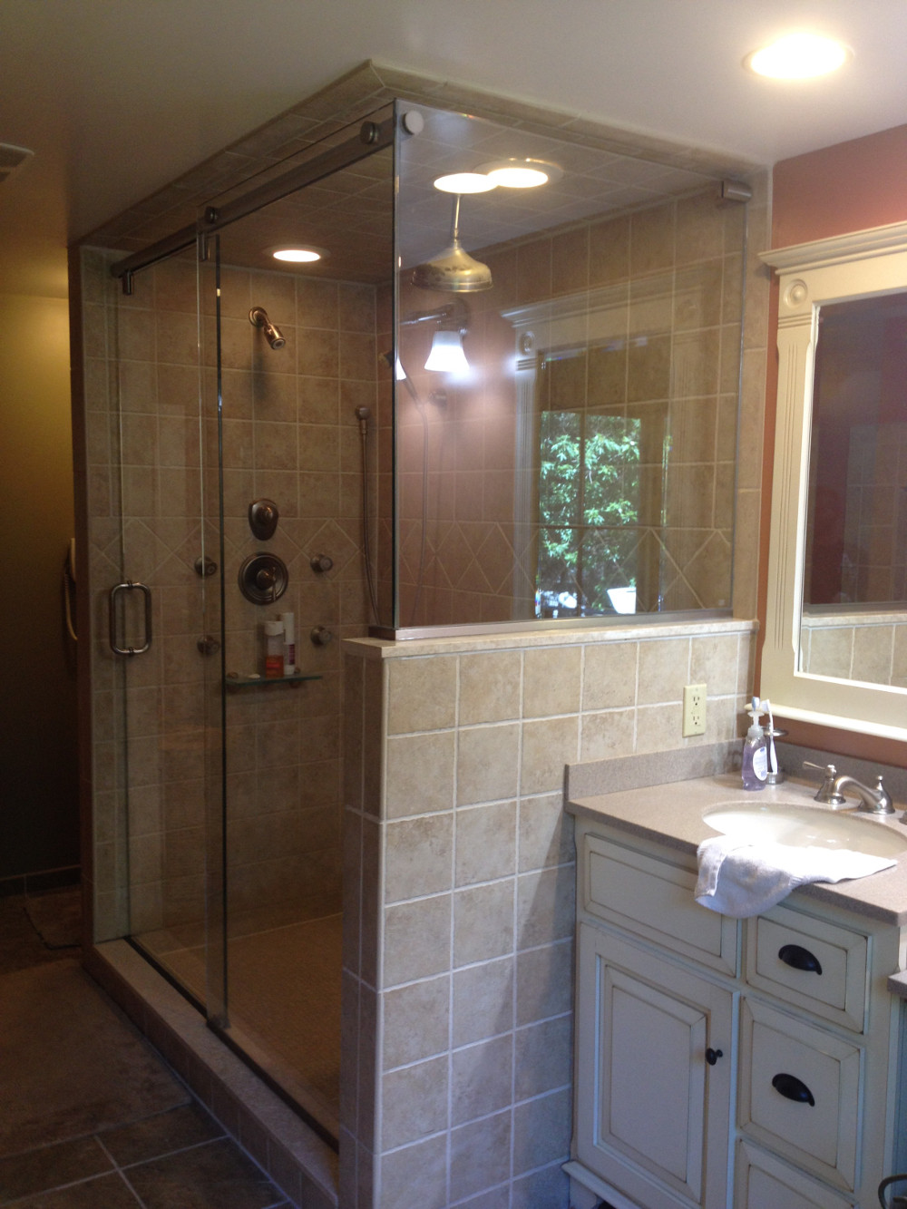 Glass Shower Doors  Glass Shower Enclosures  Flower City