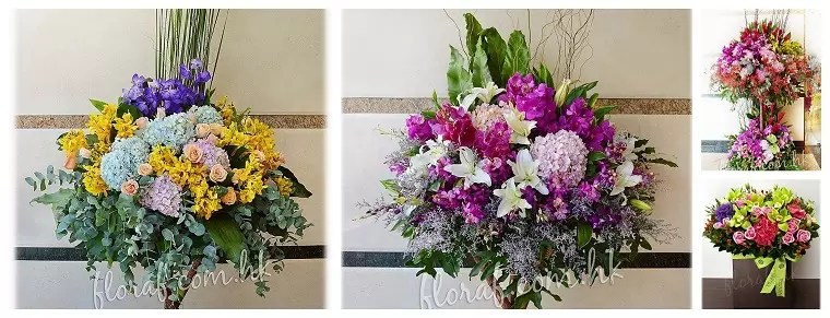 The 5 Best Options for Grand Opening Flowers in Hong Kong [2019]