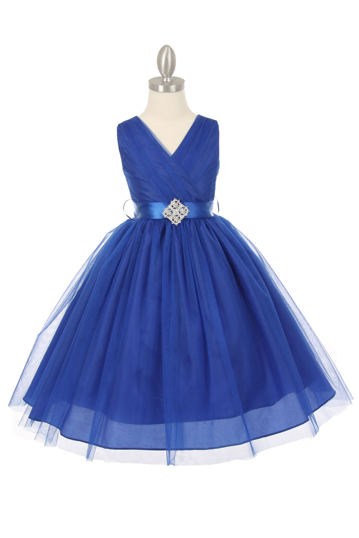 Blue 7 Girl Dress 14 Sizes