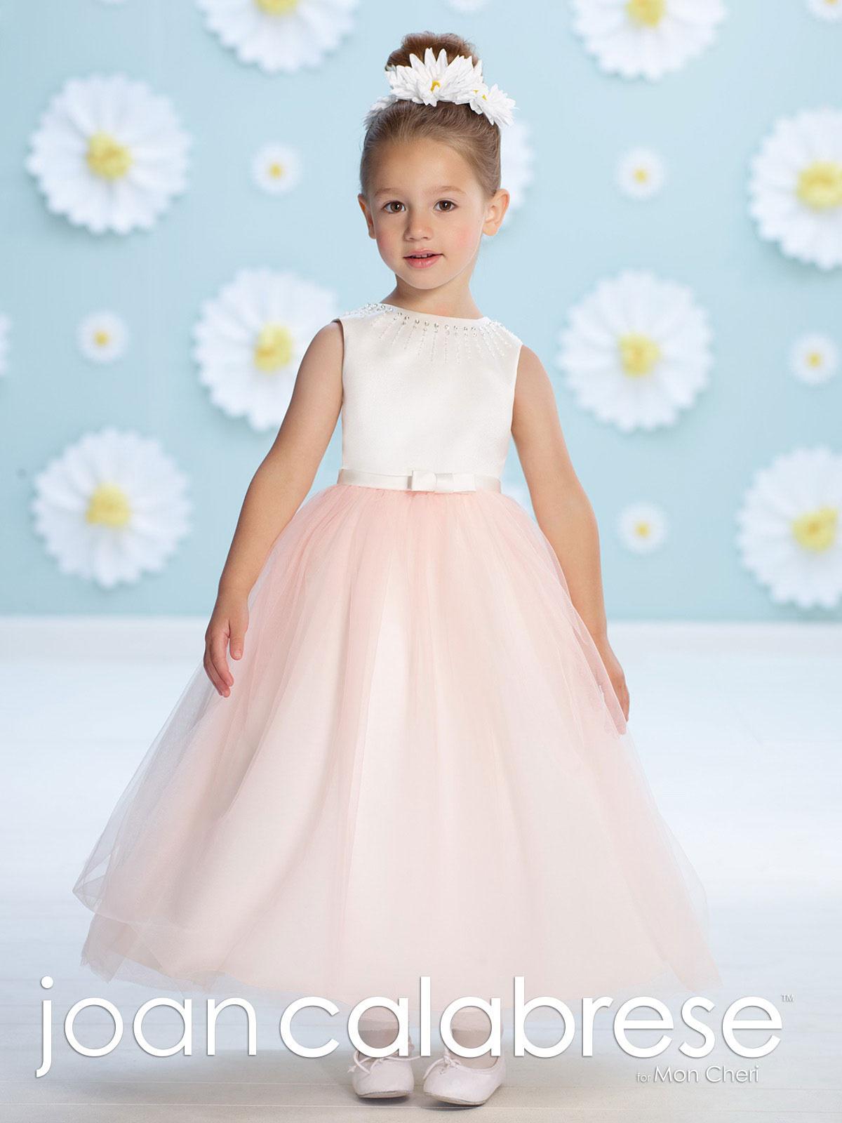White Dress And Black Flower