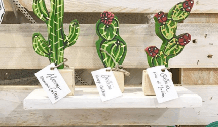I cactus di Pollice Nero