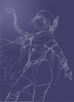 Old concept of Seravinsari.