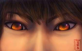 Photoshop painting of Rava