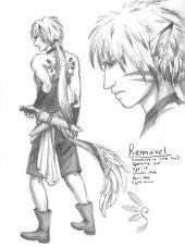 Rennavel Concept Sketches