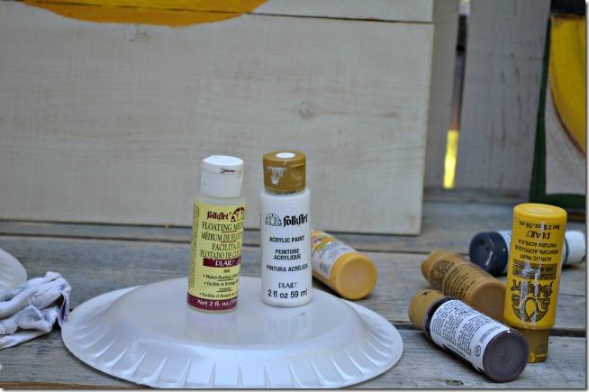 paint a sunflower tutorial 15