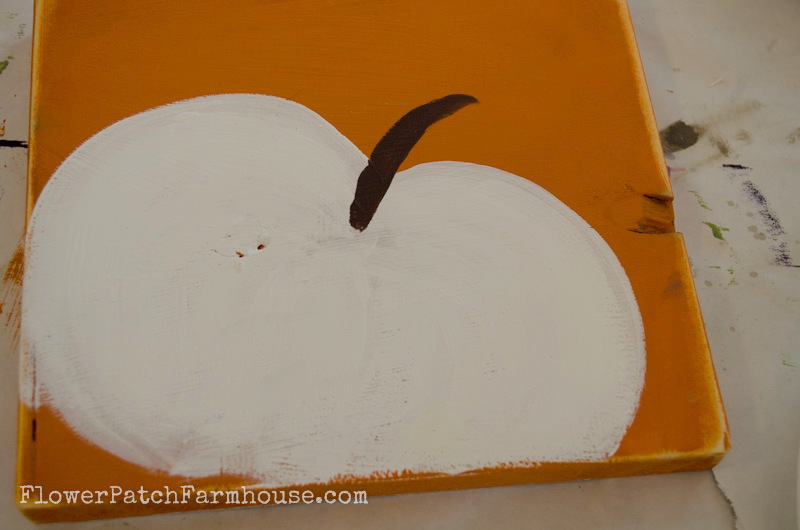 Learn how to Paint a White Pumpkin Fast and Fun, easy enough for beginners and kids. Create tons of fun Fall or Autumn DIY projects with this easy tutorial.