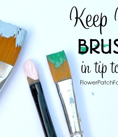 Basic Brush care. Your paint brushes are essential to lovely paintings, keeping a chisel edge is crucial for many strokes you will perform. Keeping your brushes in tip top shape it not difficult but you need to follow some basic guidelines for success.