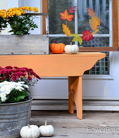 Fall at the Studio Cottage