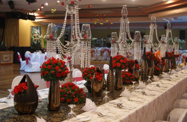 Center Table Decoration Ideas