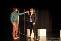 "Bühnamit - ""Rote Linien"" (Theaterhaus Rudi)"