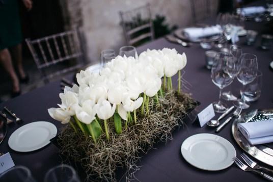 Es Fangar silver, white and black wedding (7)
