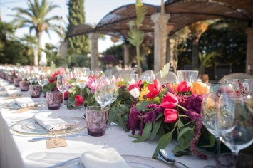 Flowerscence, floral art in Mallorca