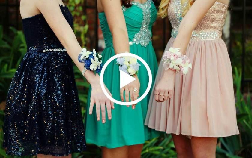 order prom flowers