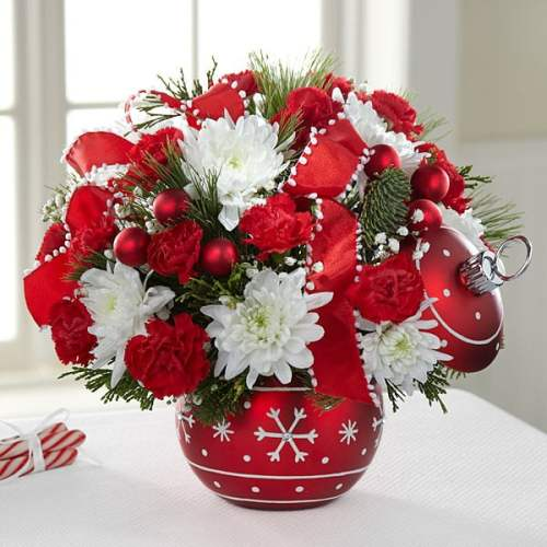 FTD Season's Greeting Bouquet