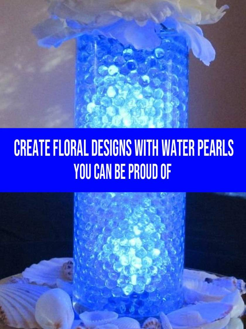 water pearls