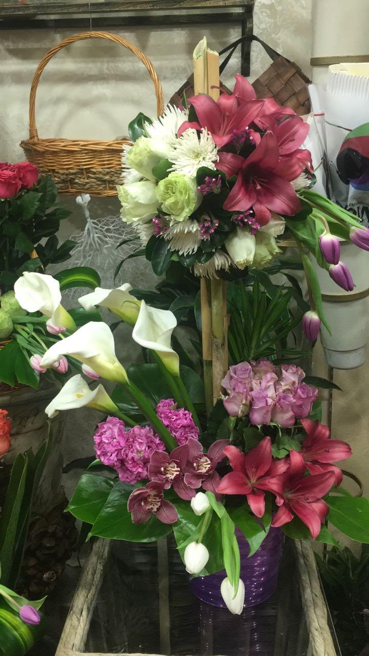 Bouquet Flower Love Chocolate