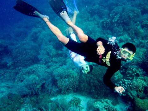 Paket Wisata Manado: Snorkeling