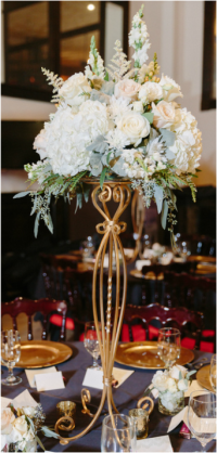 Reception - Flowers Make Scents