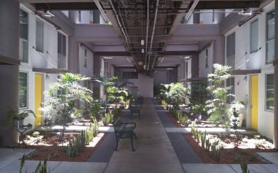 FSL Inner Courtyard